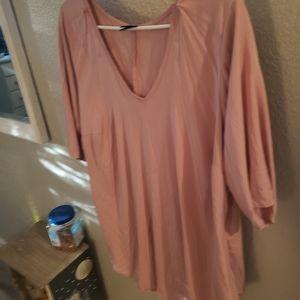 Torrid long shirt super soft 2x